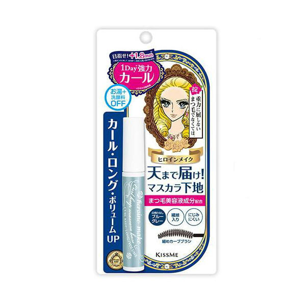 KissMe Heroine Make Curl Keep Mascara Base - TokTok Beauty