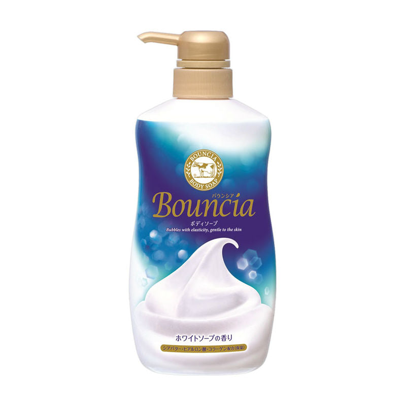 Cow Brand Bouncia Body Soap - Milk - TokTok Beauty