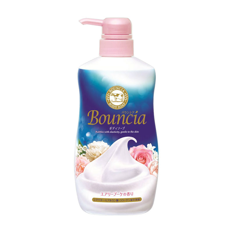 Cow Brand Bouncia Body Soap - Airy Bouquet - TokTok Beauty