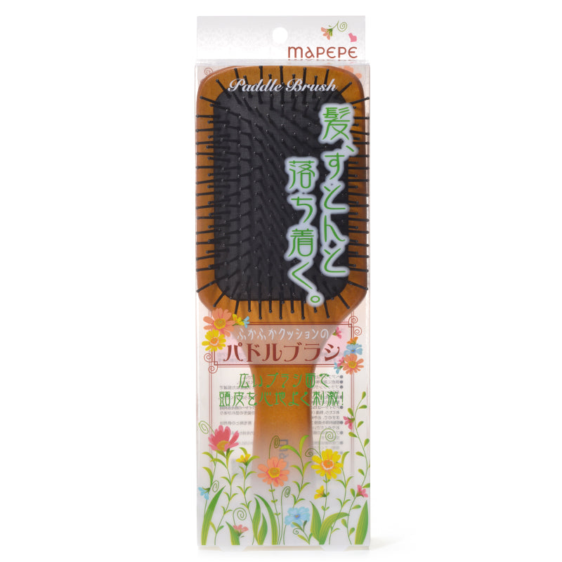 MAPEPE Paddle Fluffy Cusion Brush - TokTok Beauty