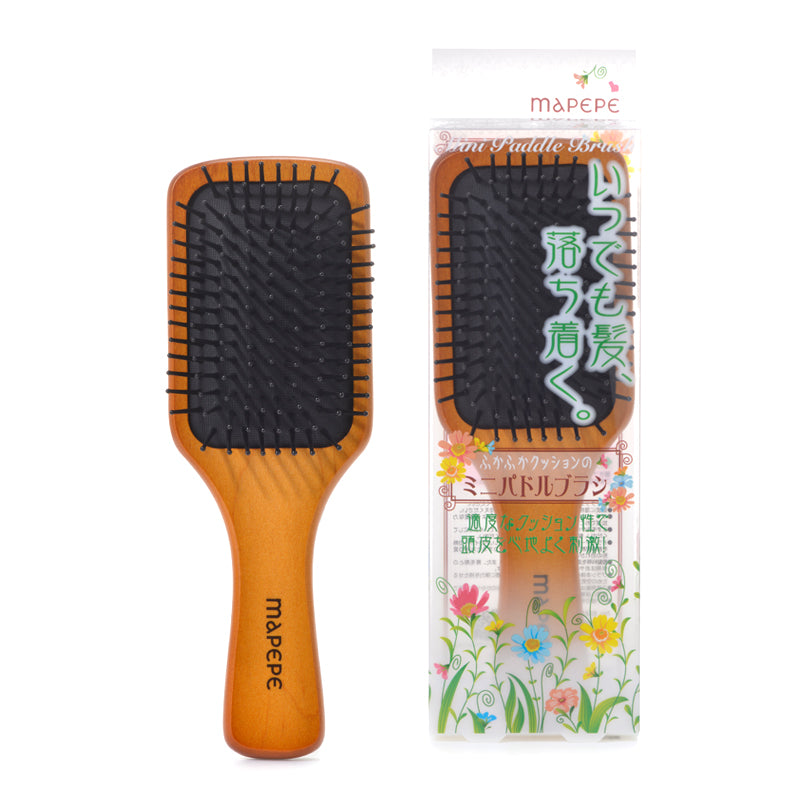 Chantilly MAPEPE Mini Paddle Fluffy Cushion Brush - TokTok Beauty