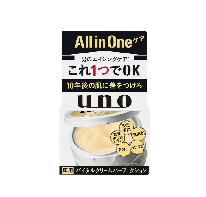 UNO Men's Aging Care All-In-One Vital Cream Perfection - TokTok Beauty
