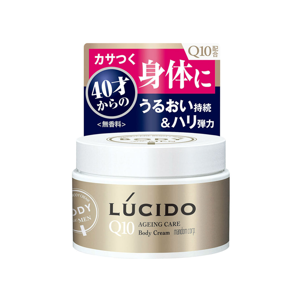 Mandom Lucido Ageing Care Body Cream - TokTok Beauty