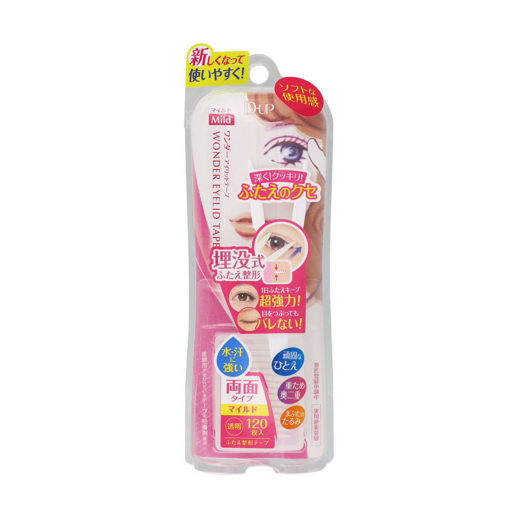 D.UP Wonder Eyelid Tape - TokTok Beauty