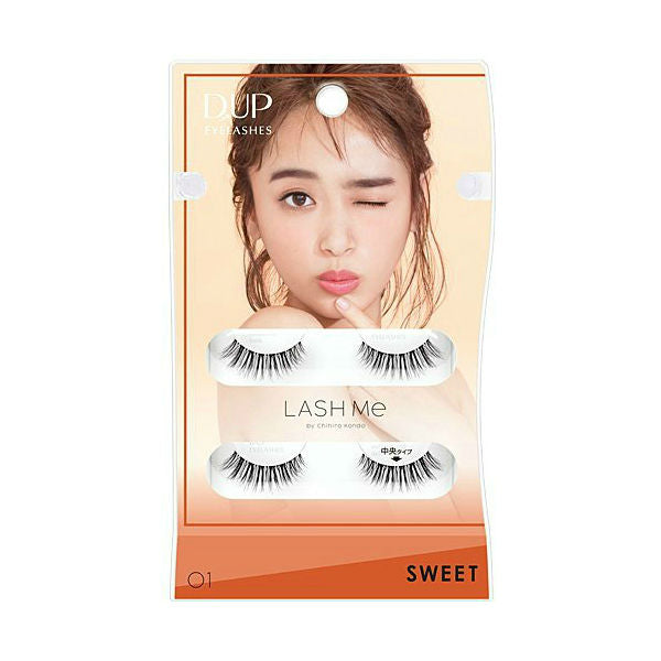D.UP EYELASHES LASH Me - TokTok Beauty