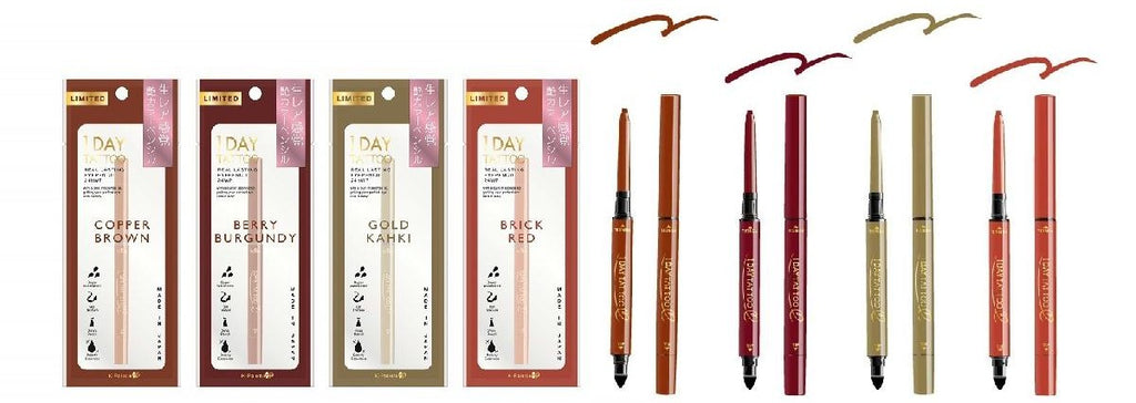 Real Lasting Eye Pencil 24h WP - Limited - TokTok Beauty