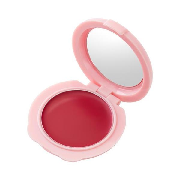 MIKKE POKKE Matte Powder Lip - 01 Plum Red - TokTok Beauty