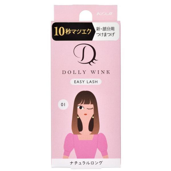 KOJI Dolly Wink Easy Lash - 16 Types - TokTok Beauty