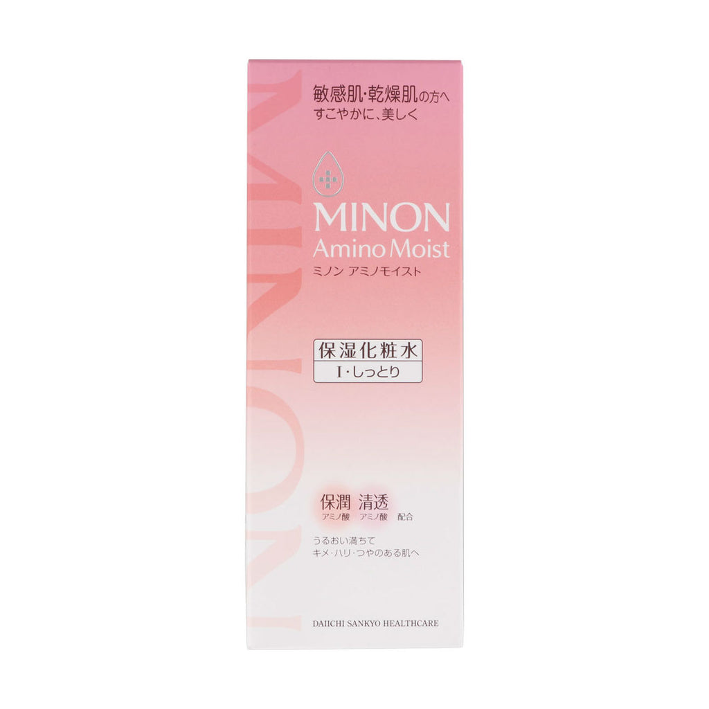 MINON Amino Moist Charge Lotion I - Moisture - TokTok Beauty