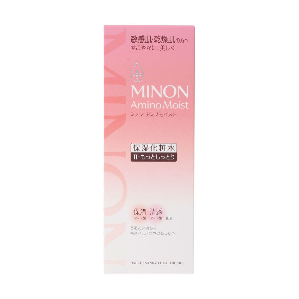 MINON Amino Moist Charge Lotion II - More Moisture - TokTok Beauty