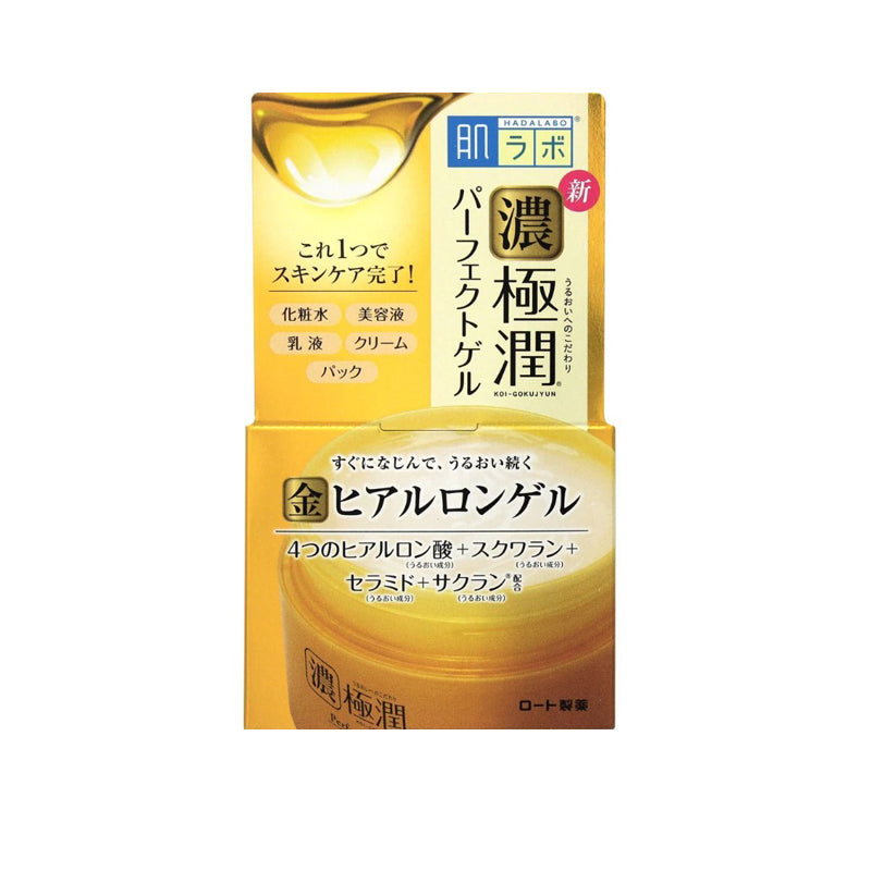 Rohto Hada Labo Gokujyun Perfect Gel - TokTok Beauty