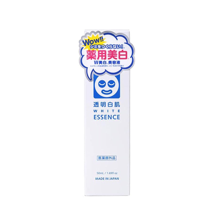 Toumei Shirohada White Essence - TokTok Beauty