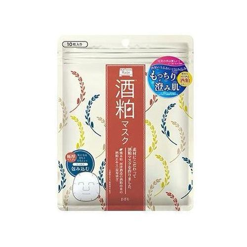 PDC Wafood Made Sake Lees Face Mask - TokTok Beauty