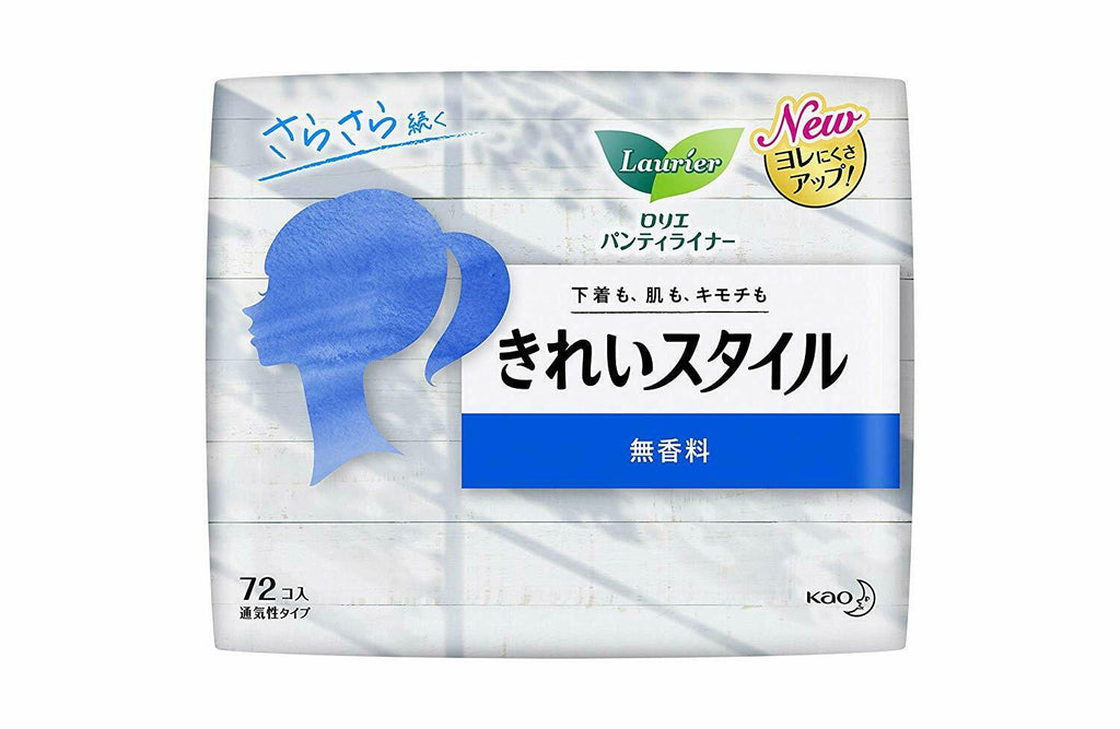 Kao Laurier Beauty Style Panty Liner - TokTok Beauty