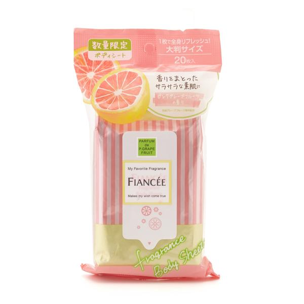 Fiancee Fragrance Body Sheet - TokTok Beauty