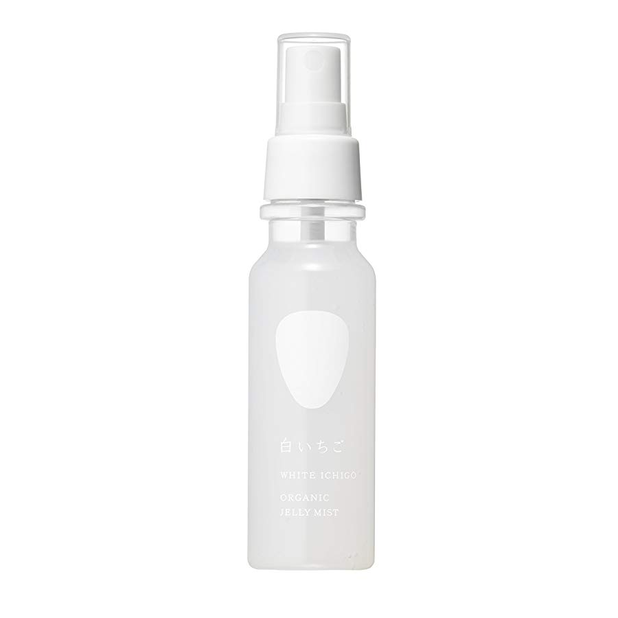 White Ichigo Organic Tech Jelly Mist - TokTok Beauty