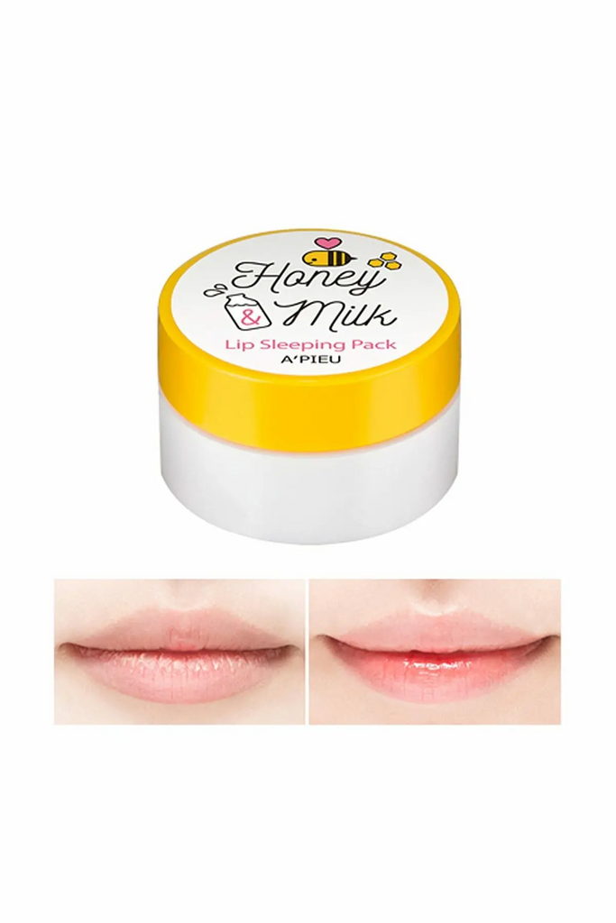 Honey & Milk Lip Sleeping Pack