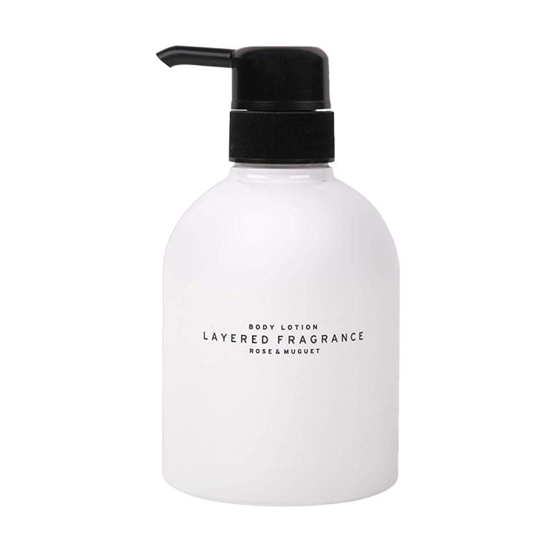 LAYERED FRAGRANCE Body Lotion (Rose & Muguet) - TokTok Beauty
