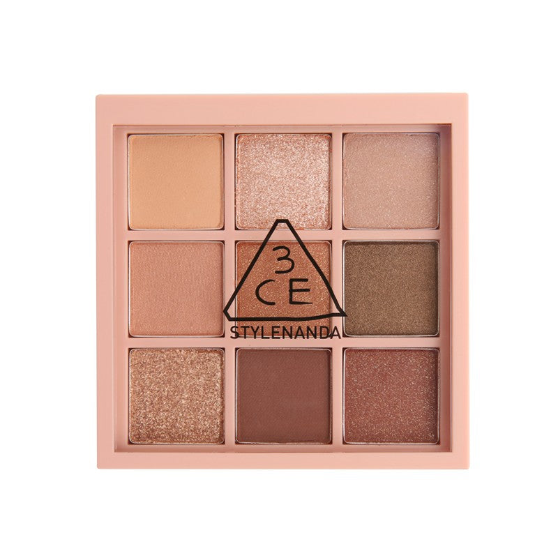 3CE Mood Recipe Multi Eye Color Palette #Overtake - TokTok Beauty