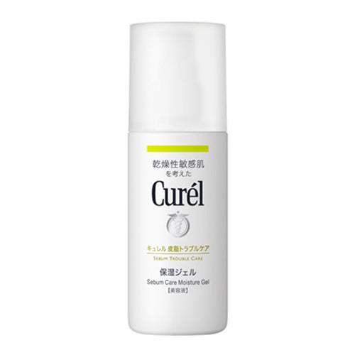 Curel Sebum Care Moisture Gel - TokTok Beauty