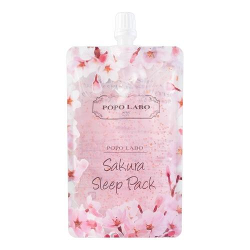POPO LABO Sakura Sleep Pack - TokTok Beauty