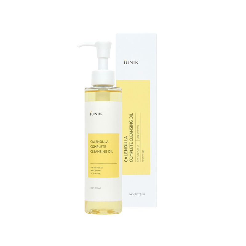 Calendula Complete Cleansing Oil - TokTok Beauty