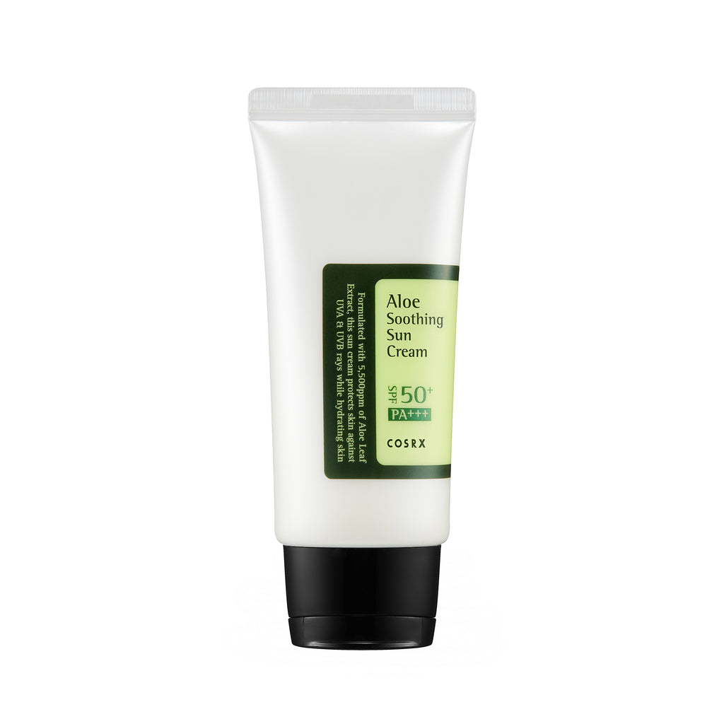 COSRX Aloe Soothing Sun Cream SPF 50+ PA+++ - TokTok Beauty