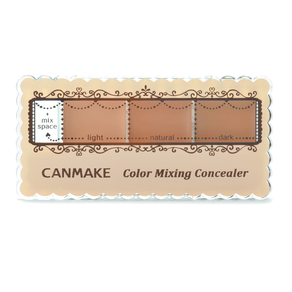 CANMAKE Color Mixing Concealer - TokTok Beauty
