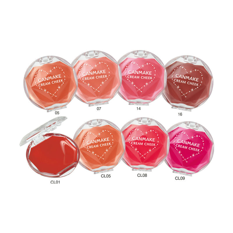 CANMAKE Cream Cheek - TokTok Beauty