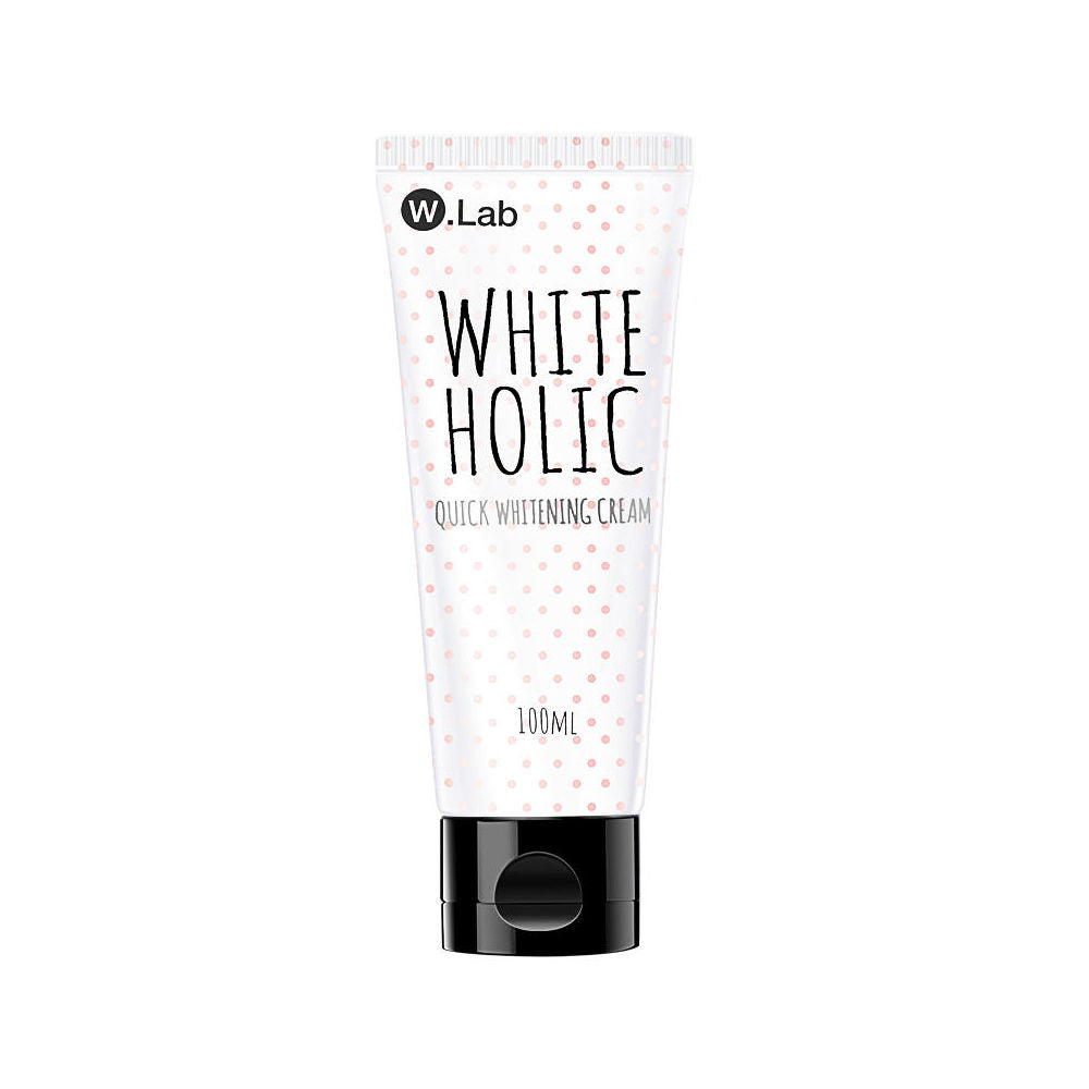 W.Lab White Holic Quick Whitening Cream - TokTok Beauty