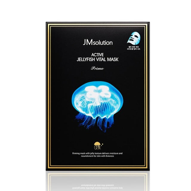 Jellyfish Vital Mask - 1 Box of 10 Sheets - TokTok Beauty