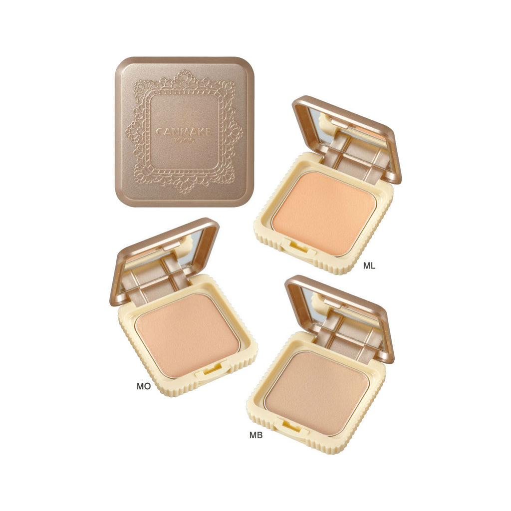 Marshmallow Finish Foundation - TokTok Beauty