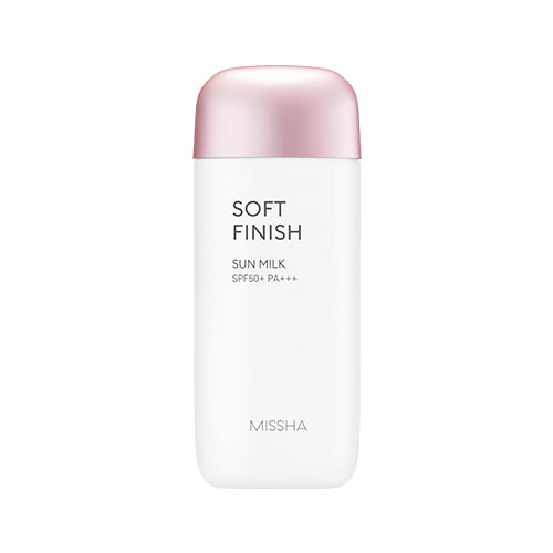 All-Around Safe Block Soft Finish Sun Milk SPF50+ PA+++