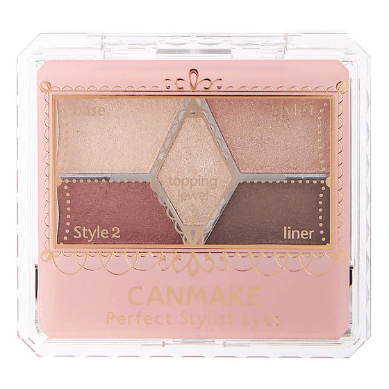 CANMAKE Perfect Stylist Eyes (more colors) - TokTok Beauty