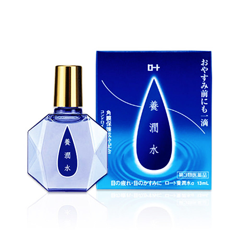 Rohto Youjyunsui Eye Drops Night Treatment - TokTok Beauty