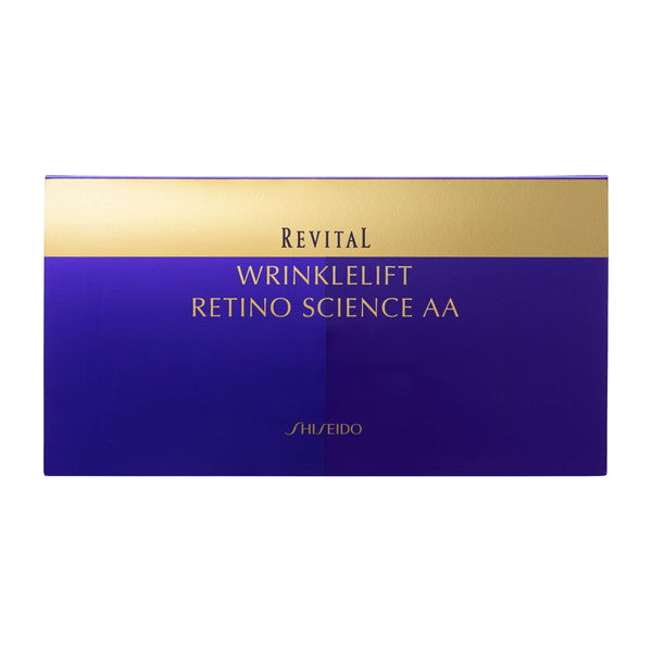 Shiseido REVITAL Wrinklelift Retino Science AA Eye Mask - TokTok Beauty