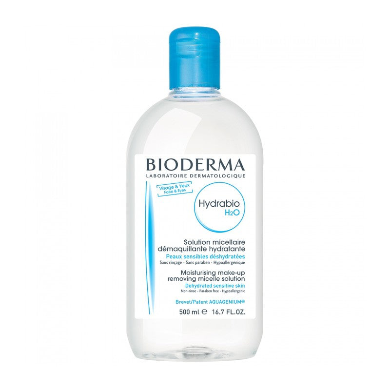 BIODERMA Hydrabio H2O Cleansing Water - TokTok Beauty