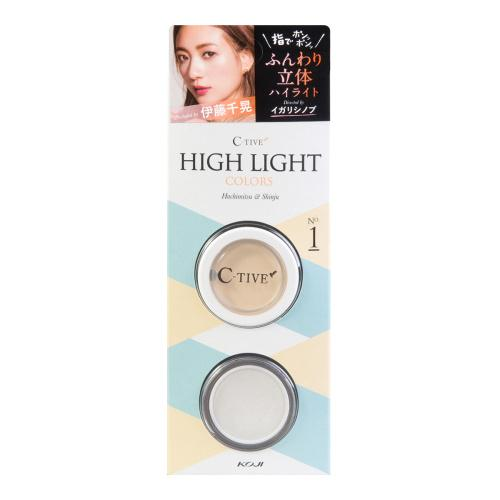 C-TIVE Highlight Colors #01 Pretty