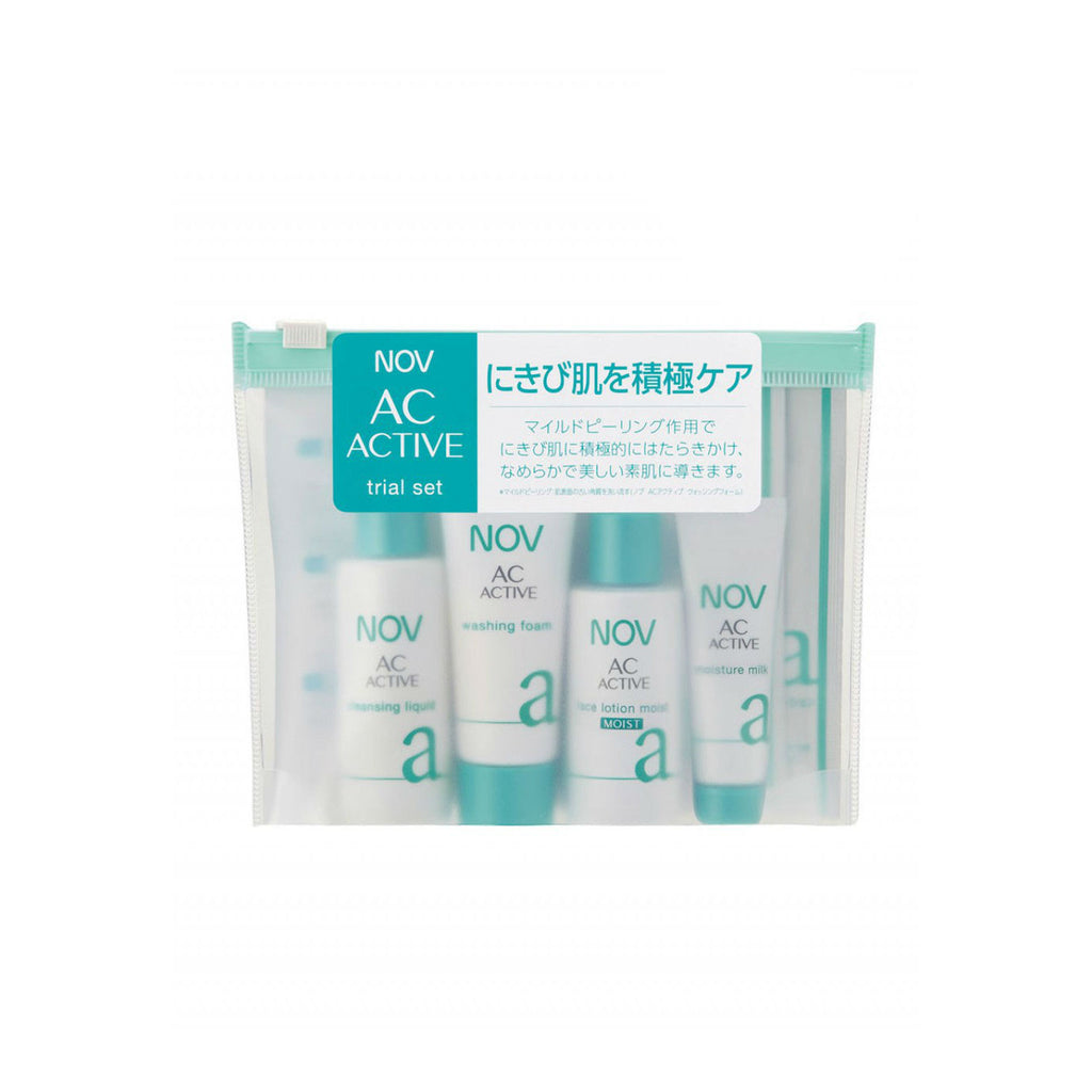 NOV AC ACTIVE Trial Set - TokTok Beauty