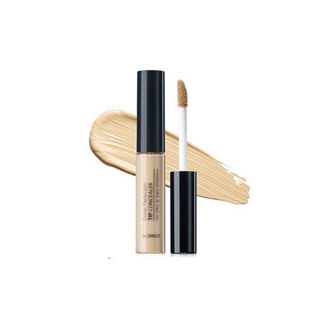 The Saem Cover Perfection Tip Concealer - TokTok Beauty