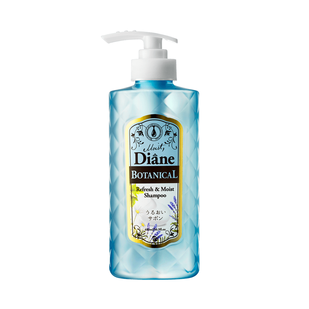 MOIST DIANE Botanical Refresh and Moist shampoo - TokTok Beauty