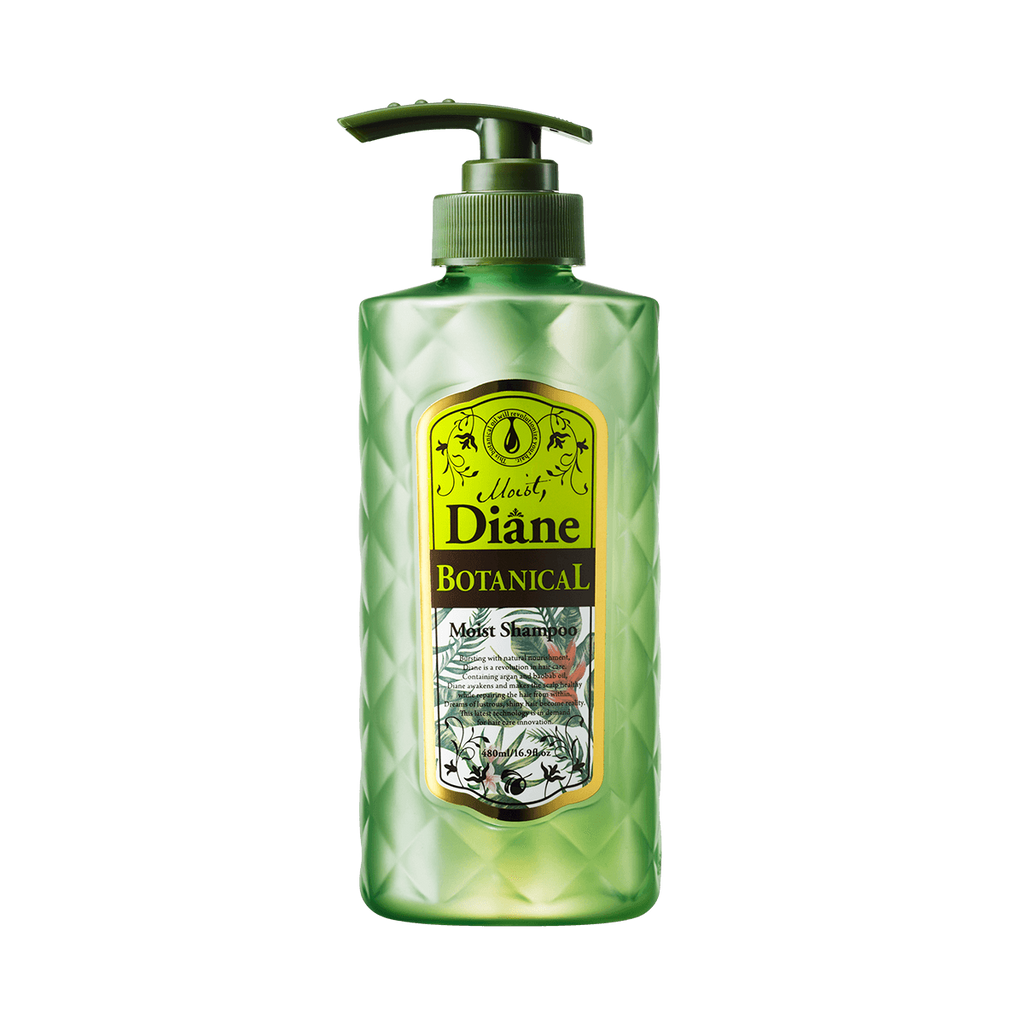 Botanical Moist Shampoo