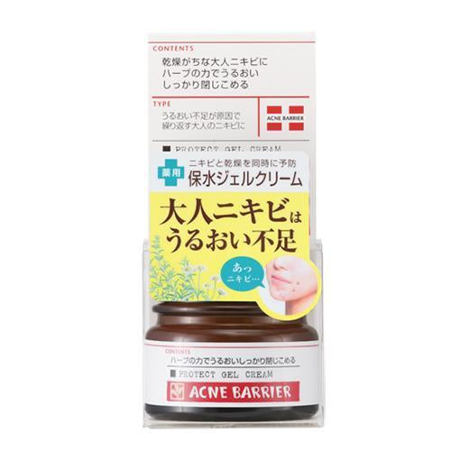 Ishizawa Lab ACNE BARRIER Medicated Protect Gel Cream - TokTok Beauty