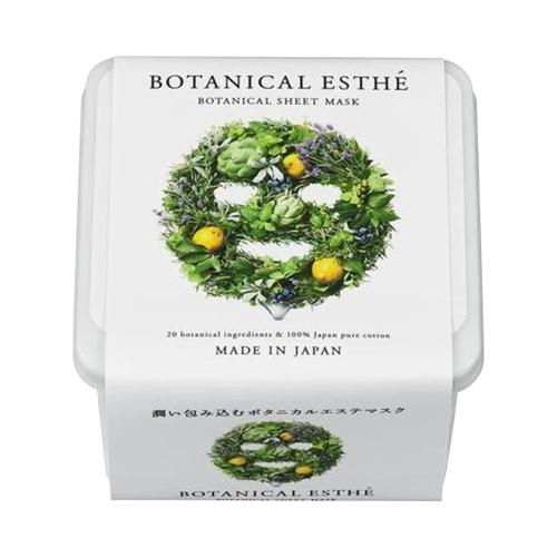 BOTANICAL SHEET MASK MOIST - TokTok Beauty