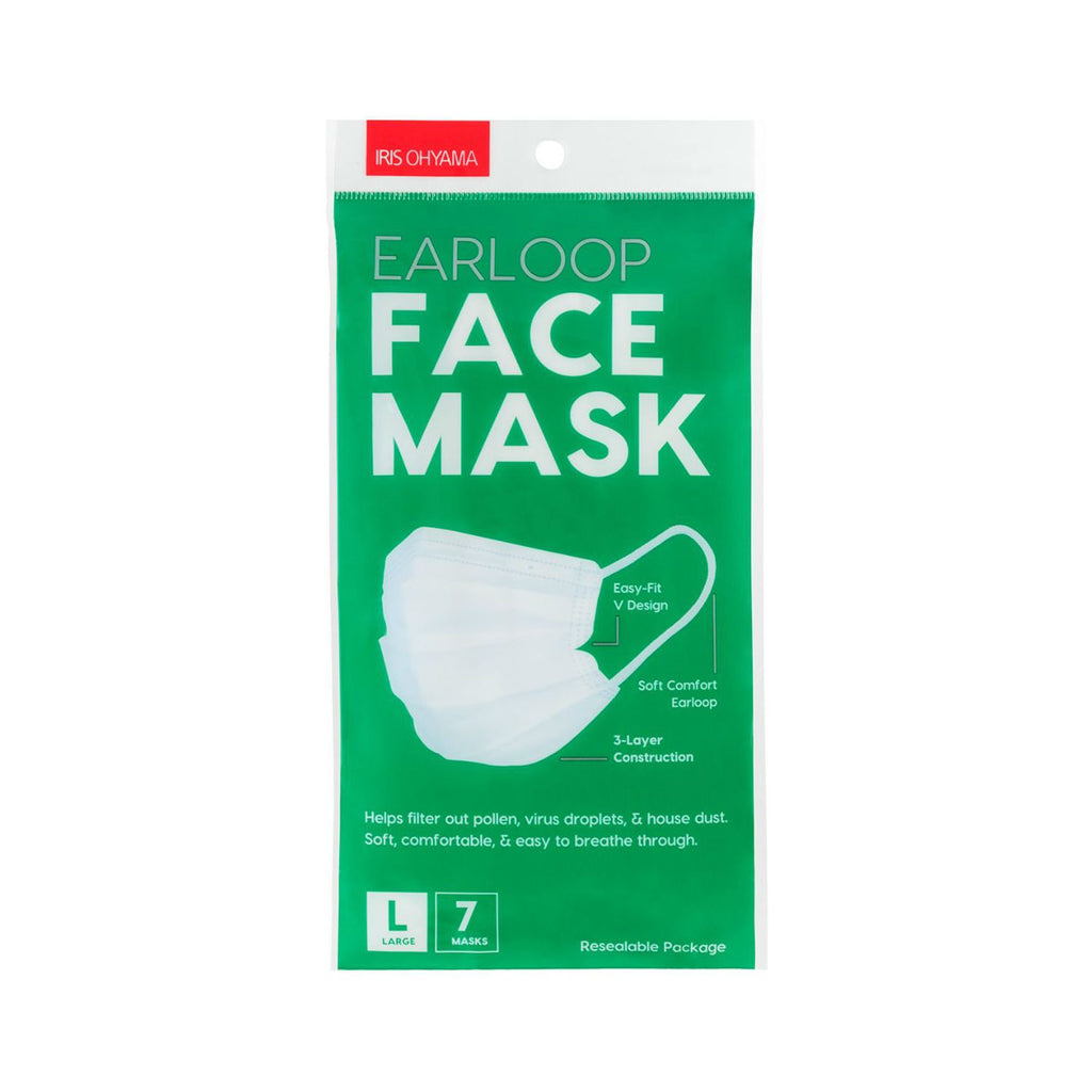 Earloop Face Mask - TokTok Beauty