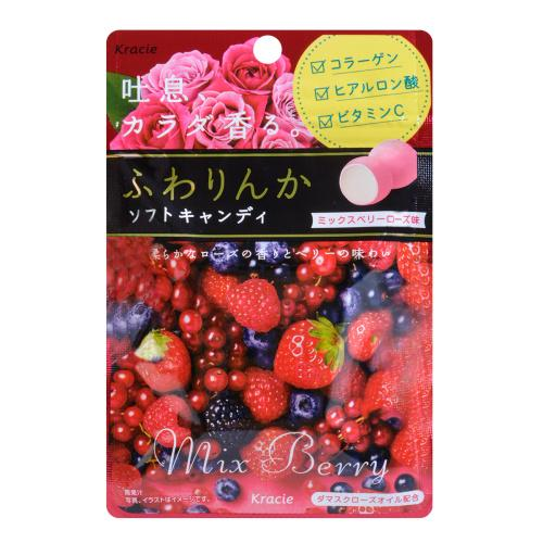 FUWARINKA Mix Berry Rose Candy - TOKTOK