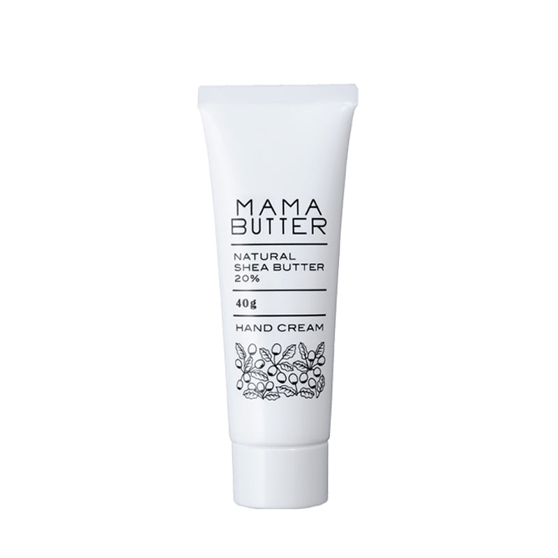 MAMA BUTTER Natural Shea Butter Hand Cream - TokTok Beauty