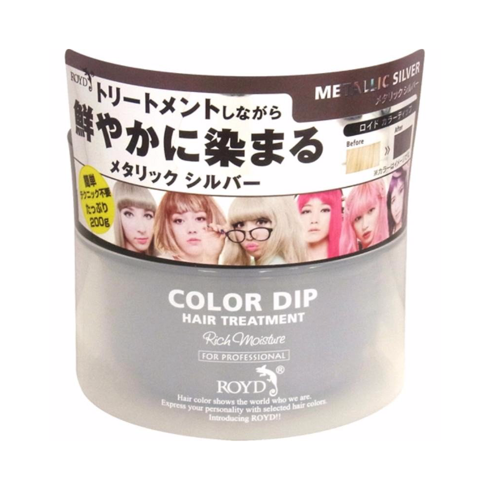 Color DIP Hair Treatment - 3 Colors - TokTok Beauty