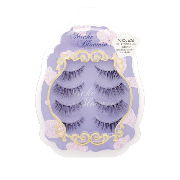 False Eyelash No.29 Glamorous Sexy - TokTok Beauty