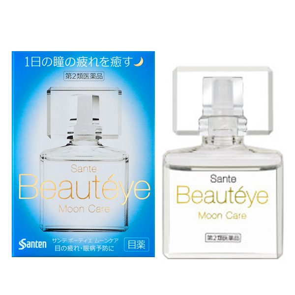 Santen Beautyeye Eye Drops - Clear Type - TokTok Beauty